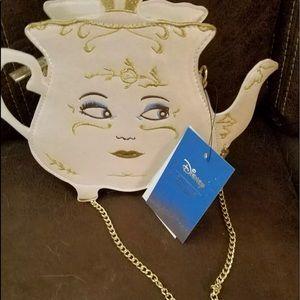 Disney Mrs. Potts purse